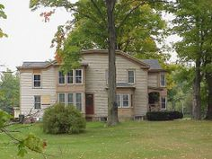 Mansfield, Pennsylvania - The Allen House of Mansfield PA