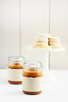 *desserts, sweets, food, recipes* - Russian Tea Cakes and Caramel Hot Chocolate - Citrus and Candy