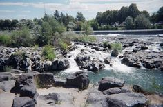 Idaho Falls, Idaho...lived and worked for almost 7 years