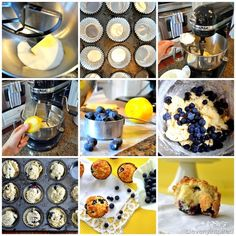 traditional blueberry muffin recipe