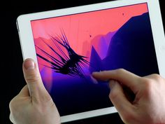 PolyFauna, An Exploratory Audiovisual App From Radiohead and Universal Everything Creators Project, Social Media Apps, Graphic Design Studios, Best Apps, Augmented Reality, Graphic Illustration, Good Music, Baby Born