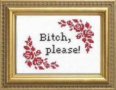 Image result for free funny counted cross stitch patterns