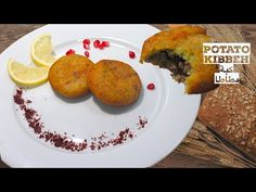 Potato Kibbeh كبة بطاطا - YouTube French Toast, Potatoes, Breakfast, Youtube, Food, Bulgur, Morning Coffee, Potato, Meals