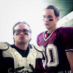 The Big Bang Theory - Johnny Galecki and Jim Parsons - 2013 - Hilarious