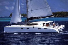 Nautitech 47 Catamaran Charter, 4+2 cabins, 8+2 berths. Available for charter in Croatia, Italy, Greece, Turkey and France.