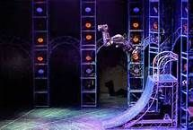 Starlight express stage - Bing Images