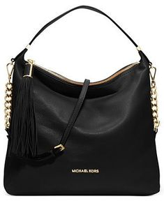 MICHAEL Michael Kors Handbag, Weston Large Shoulder Bag - Michael Kors Handbags - Handbags  Accessories - Macys