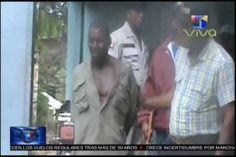 Ganaderos Y La Policía Nacional Apresaron Una Banda Integrada Por Cuatro Cuatreros Haitianos En Mao