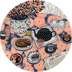 yelena bryksenkova: morning tea