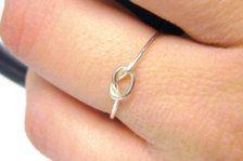 Sterling silver knot ring Sterling silver ring silver stacking ring rope jewelry tie the knot ring Etsy jewelry bestfriend infinity ring by WatchMeWorld on Etsy Rope Jewelry, Etsy Jewelry, Jewelery, Silver Stacking Rings, Silver Rings, 925 Silver, Silver Jewelry, Infinity Rings, Products