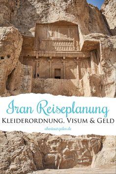 Iran Rundreise und Backpacking-Route für 2 Wochen ~ Alles über Kleiderordnung, Visum, Geld und was ihr über eine Reise in den Iran wissen müsst. Klicke jetzt den Link und schaue auf meinem Blog vorbei!  #backpacking #iran #iranreise #iranurlaub #iranbackpacking #irantravel British Library, Future City, Pompeii, Mount Rushmore, Explore, Mountains, Nature, Link, Travel