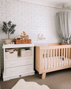 """Boori Australia on Instagram: """"With clean lines and simple modern features, our Lucia Cot Bed is ideal for creating a serene #nursery with plenty of character. - Nursery…"""" Bedroom Ideas For Small Rooms Diy, Kids Bedroom Sets, Modern Bedroom Decor, Small Room Bedroom, Bedroom Vintage, Girls Bedroom Colors, Girls Bedroom Furniture, Bedroom Wall Colors, Bedroom Wall Designs"""