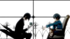 black butler funny manga | Related Pictures black butler gif anime photo
