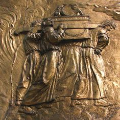 Fate Of Ark Of The Covenant Revealed In Hebrew Text A newly translated Hebrew text claims to reveal where treasures from King Solomon's temple were hidden and discusses the fate of the Ark of the Covenant itself.