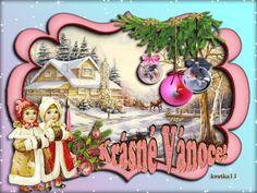 Vánoční přání « Rubrika | Blog u Květky Blog, Blogging