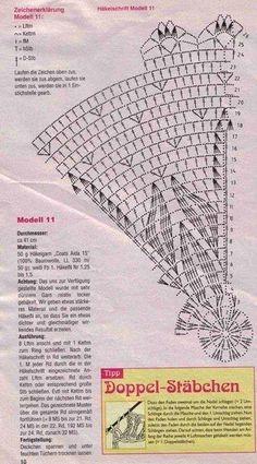 Вязание крючком. Салфетки. — Фото | OK.RU Crochet Doily Diagram, Filet Crochet, Mantel Redondo, Crochet Dollies, Crochet Circles, Crochet Tablecloth, Doilies, Dream Catcher, Needlework