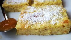 Zabos túrós - FittKonyha Diabetic Recipes, Low Carb Recipes, New Recipes, Vegan Recipes, Healthy Cookies, Healthy Desserts, Sin Gluten, Protein Snacks, Health Eating