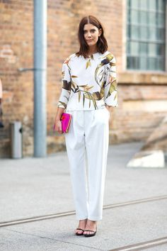 Need some style inspiration? Take note from these Australian street style looks.