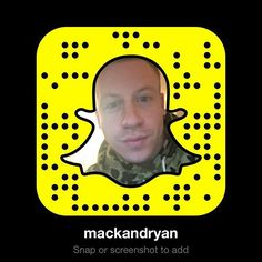 Pin for Later: 100+ Celebrities You Should Be Following on Snapchat Macklemore: mackandryan What he snaps: Backstage photos and funny videos.