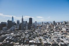 Explore San Francisco - How to Make the Most of a Business Trip - Travel - Flat World Media Productions American Bar Association, Business Travel, All Over The World, Us Travel, San Francisco Skyline, Travel Photography, To Go, Photo And Video, Explore