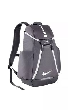 d99616ed11cb Nike Hoops Elite Max Air 2.0 Backpack GREY BA5259-041 BASKETBALL SCHOOL BAG   Nike
