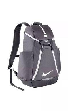 45199094e8fe Nike Hoops Elite Max Air 2.0 Backpack GREY BA5259-041 BASKETBALL SCHOOL BAG   Nike