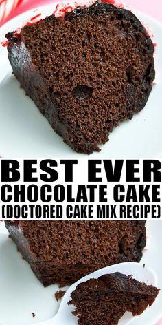 HOW TO MAKE BOX CAKE