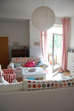 living room tour by whereyourheartis, via Flickr