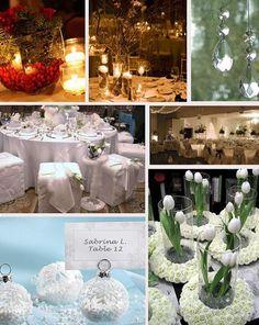 Winter Wedding Decoration Ideas for elegant wedding Winter Wedding Decoration  wedding decorations
