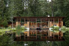 Newberg Residence / Cutler Anderson Architect