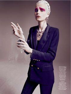 le monde est stone: anmari botha by marcin tyszka for stylist france #007 30th may 2013