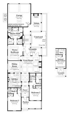 Plan 66295we Marvelous In Law Suite House Plans