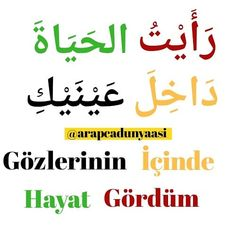 Learn Turkish Language, Arabic Language, Tooth Cartoon, Arabic Alphabet For Kids, Language Quotes, Learning Quotes, Learning Arabic, True Words, Arabic Quotes