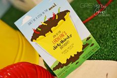Dirt, Mud, Dirty, Worms Birthday Party Ideas | Photo 25 of 49