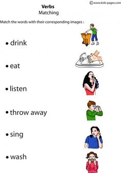 english verb tenses final test Person: in english verbs are also conjugated according to their tenses verb tense indicates when the action in a sentence is happening (eg.