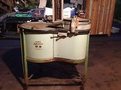 1930s-ABC-Spinner-Washing-Machine-Antique-Washing-Machine-Vintage