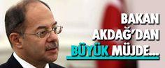 Sağlık Bakanı Recep Akdağ,