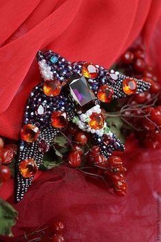 Купить Смелая Ласточка - ласточка, нарядная, блестящая, лето 2013, подарок девушке