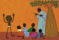 Os contos africanos são mitos e contos lidos são história que são contados a nós como verdade. Este texto ressalta a importância dos contos, orais e escritos, para a cultura de um povo, que…