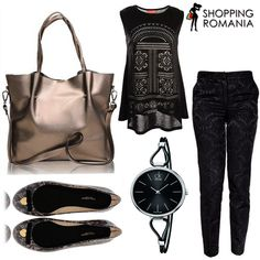 Simplicity is the ultimate #sophistication #fashion #freak from www.shoppingromania.com