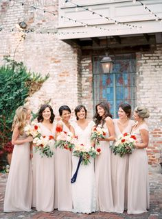 We have a major crush on this wedding: http://www.stylemepretty.com/2015/06/05/romantic-race-religious-new-orleans-wedding/ | Photography: Nicole Berrett - http://www.berrettphotography.com/