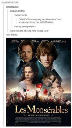 18 Tumblr Posts That Prove The Supernatural Fandom Is Everywhere