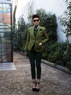Esther Quek  (I think I can pull this off)