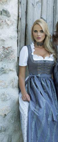 Country Hotel Kleidung - Dirndl - Trachtenmode - Landhausmode und mehr - Dirndl Victoria by Wenger Couture