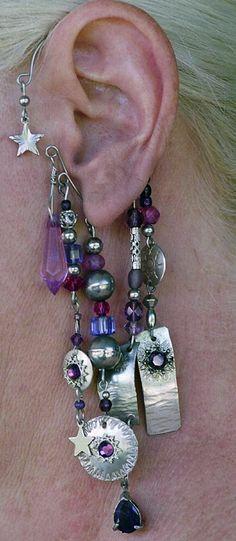 ear wraps...so hippie gypsy!