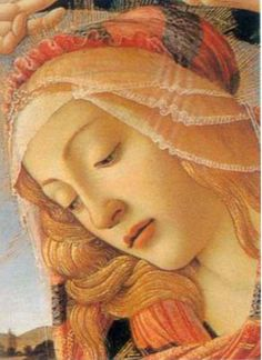 Botticelli, Madonna, The Cosmic Mother