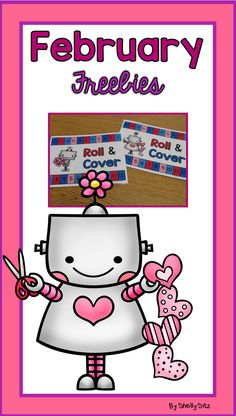 300 Free Valentine Math Worksheets for Kids   For kids, Toddlers ...