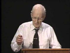 Lecture 17 - Book of Mormon - 2 Nephi 2 The Law and The Atonement - Hugh Nibley - Mormon - YouTube