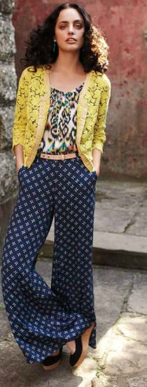 lacebloom floral jacket #FlowerShop #Anthropologie