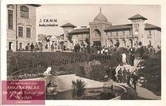 ANKARA PALAS - bir Ankara Sarayı'nın ilk yılları... düş hekimi yalçın ergir